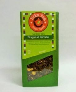 Organic Green Tea Dragon of Fortune