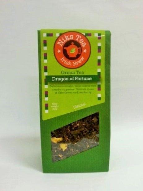 Organic Green Tea Dragon of Fortune