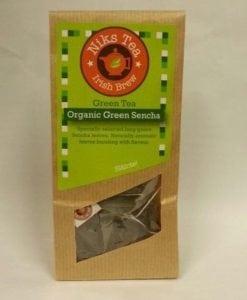 Organic Green Sencha Tea Bags
