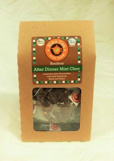after dinner mint choc rooibos tea bags