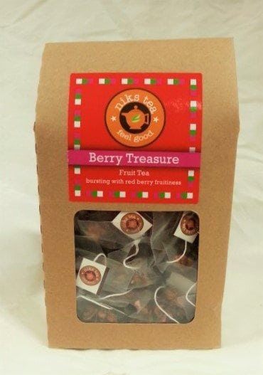Berry Treasure 50 Tea Bags