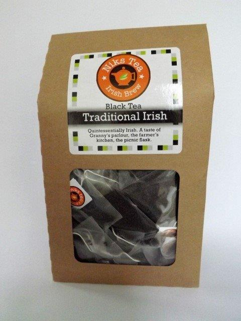 Traditional Irish Black Tea 50 tea bags