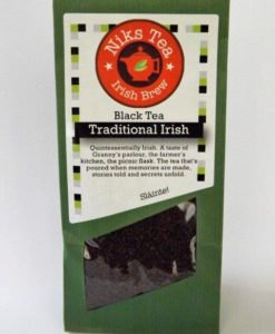 Traditional Irish Tea