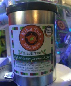 Christmas Tea Tin