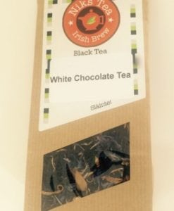White Chocolate Tea