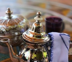 Marrakech Mint Tea
