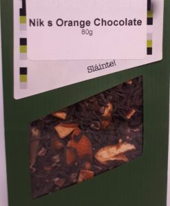 Chocolate Orange Tea