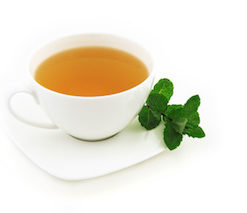 Organic Spearmint Herbal Tea